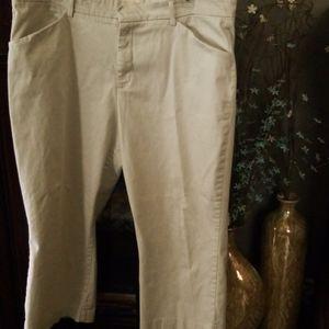 Lee One True Fit Capri Pants
